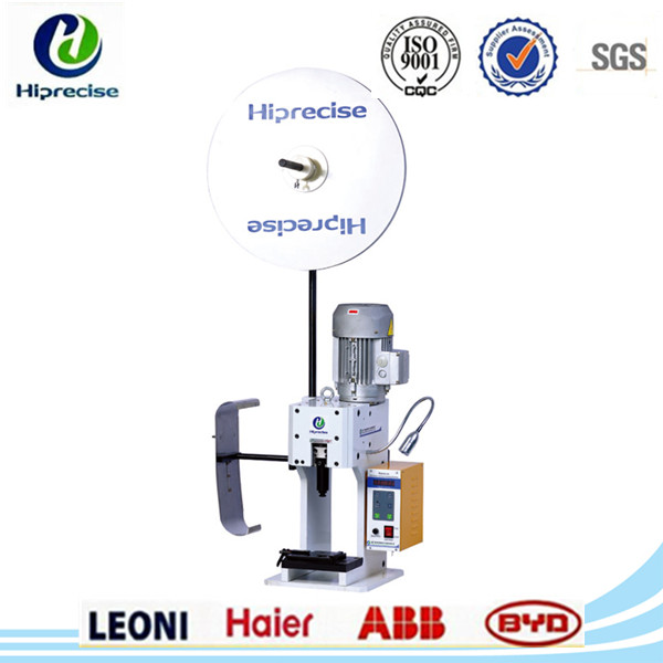 Semi-Automatic Wire Cable Hose Terminal Crimping Machine