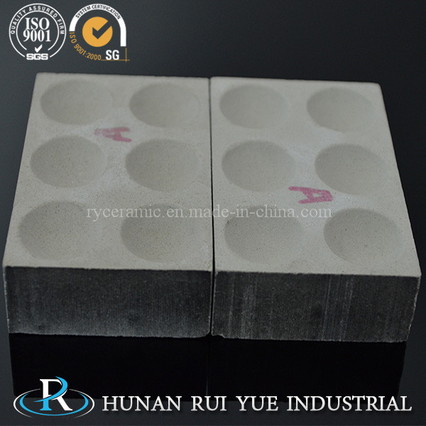 Eltra 90148 Gold and Mineral Assaying Ceramic Fire Clay Crucibles for Smelting and Assaying