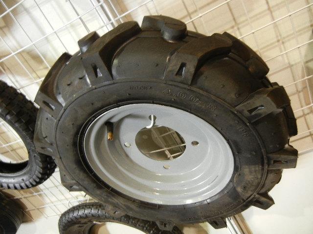 Air Wheel for Lawn Mower Machine Use