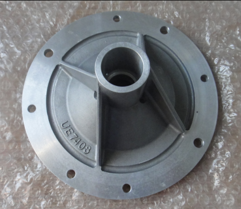 Aluminum Die Casting Cover with CNC Machining
