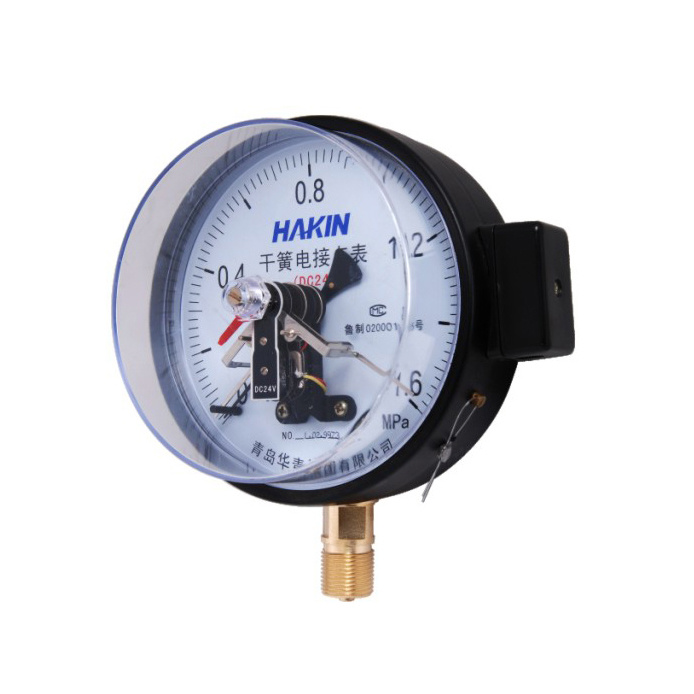 100mm Reed Switch Electric Contact Manometer From China
