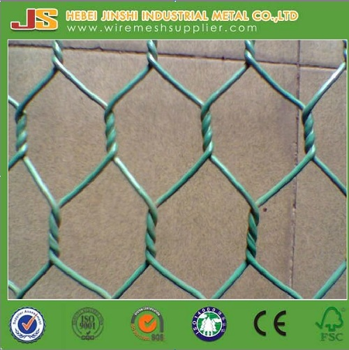Used High Quality Galvanized Hexagonal Wire Mesh