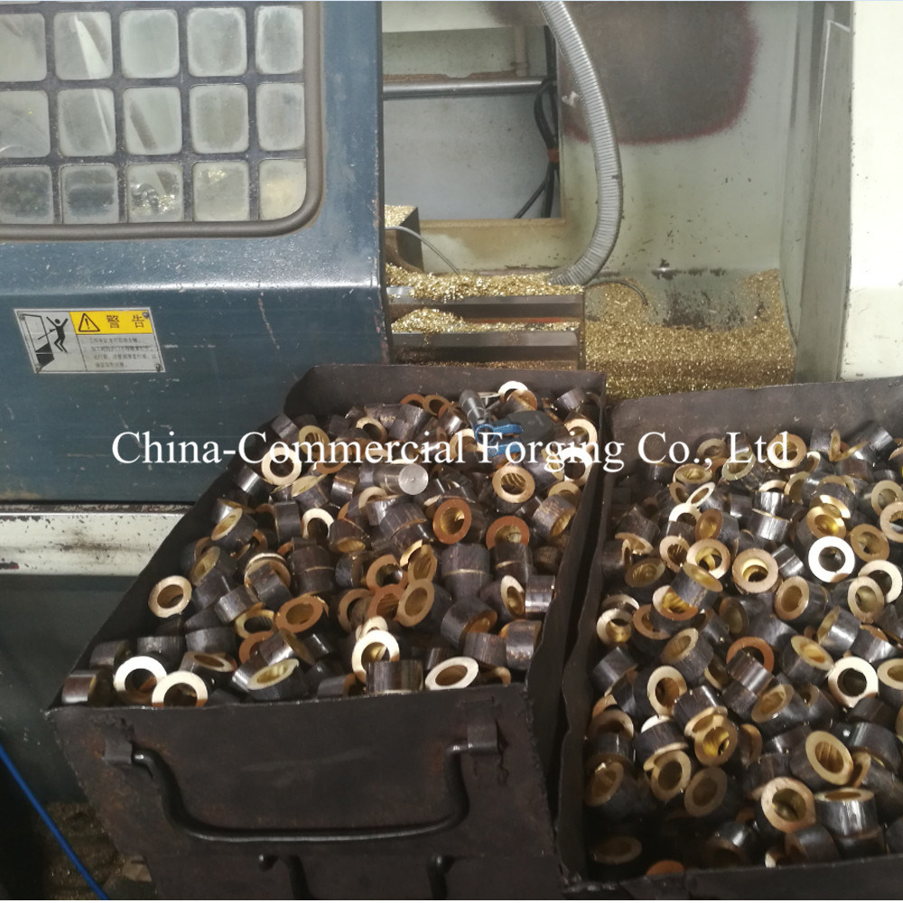 High Quality Customerized Drop Forging Connect Copper Pipe Fittings