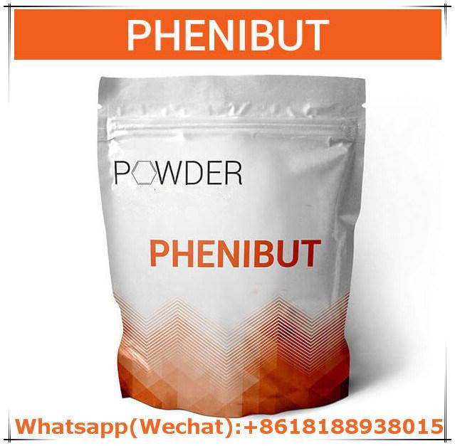 China Nootropics Antidepressant powder phenibut CAS: 1078-21-3