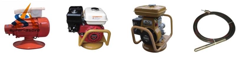 Concrete Vibrator Shaft, Concrete Vibrator Poker, Concrete Vibrator Needdle
