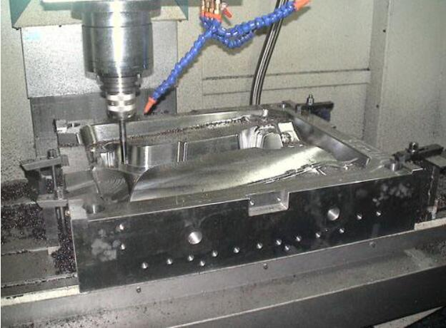 Laundry Basket Parts Injection Mold