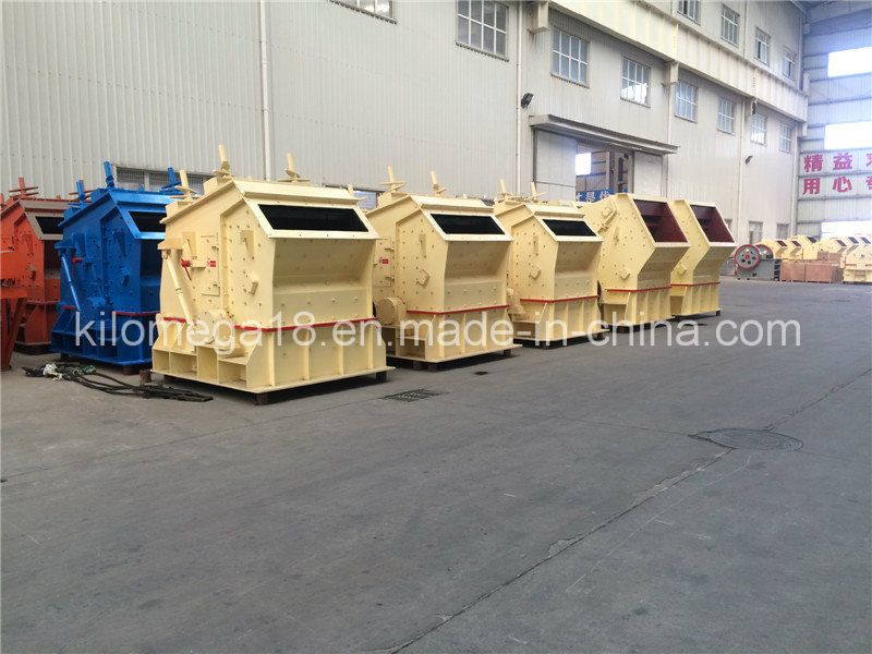 PF Series Impact Crusher with High Capacity From China