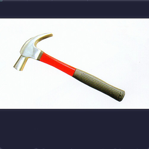 British-Type Claw Hammer with Finer Glass Handles
