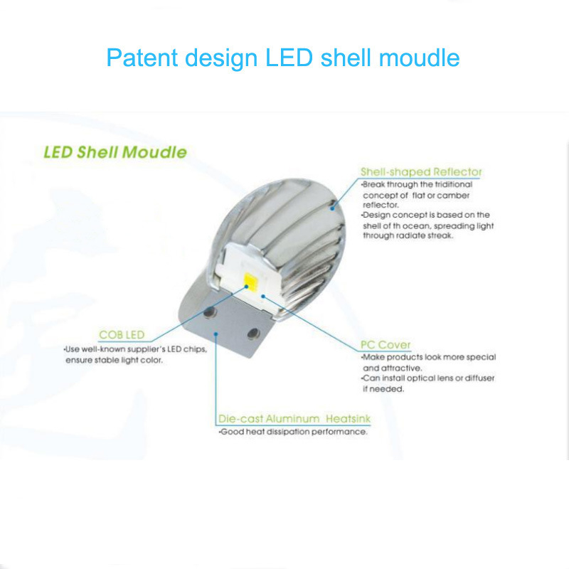 24W/30W/40W/60W LED Garden Light