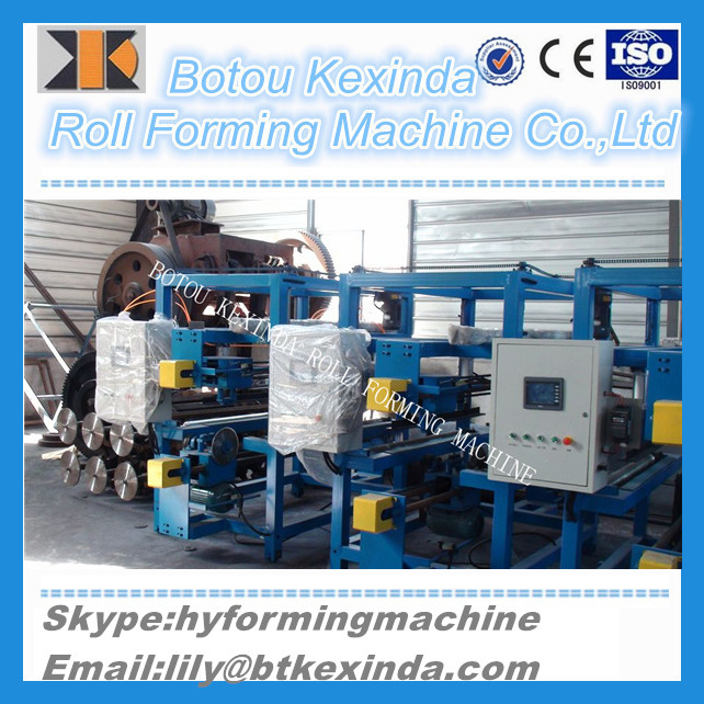 Sanwich Panel Roll Forming Machine for Roof and Wall