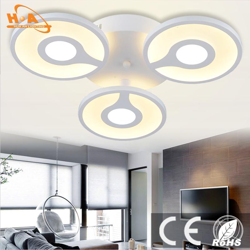China Factory Price Warm Light Room Lamp Oval LED Wall Lighting