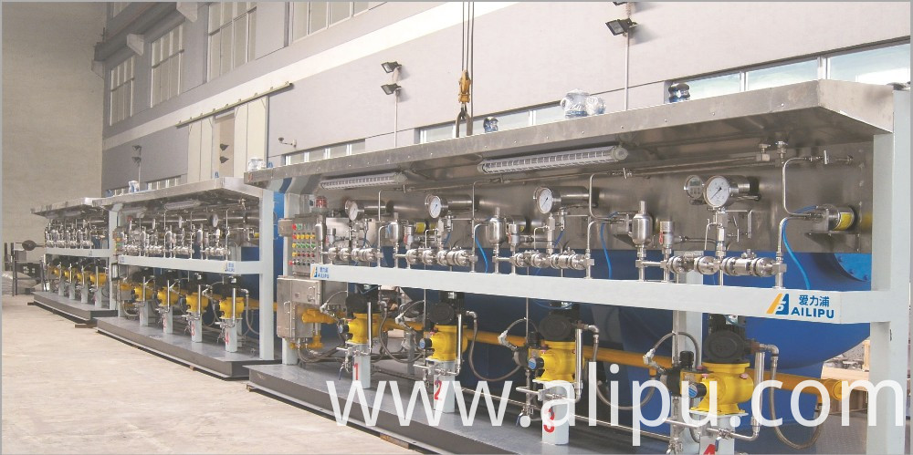 Dosing pump workshop