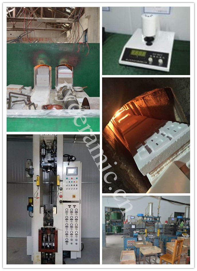 Aluminium Oxide Ceramic Tube 99% Al2O3 for High Refractoriness Applications