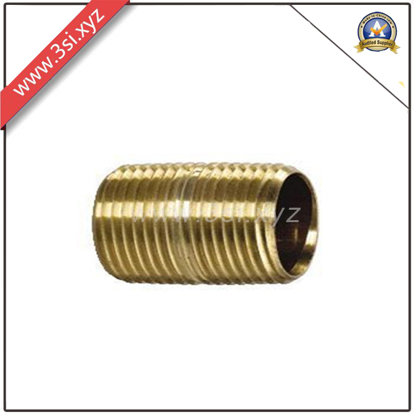 Cooper Male Threaded Barrel Pipe Nipple for Connection (YZF-PZ159)