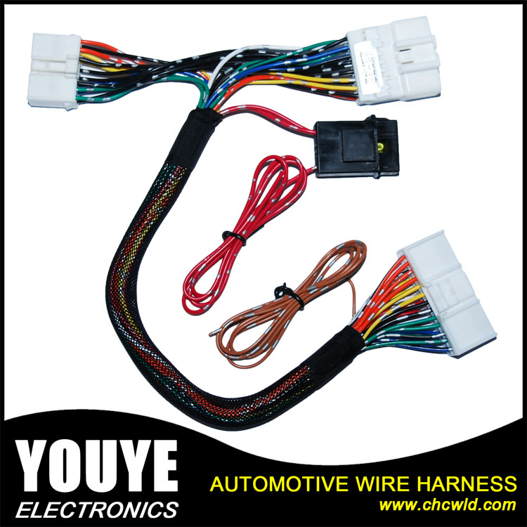 High Quality Resonable Price Automotive Cable Auto Wire Harness for Many Vehicles