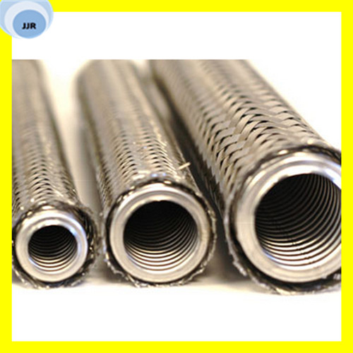 High Pressure Flexible Braided Stainless Steel Corrugated Hose for Water
