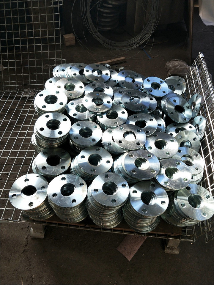 BS 10 Table D Flange