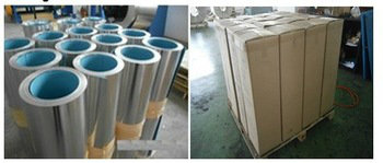 Thermal Insulation Aluminum Jacketing for Cladding Oil Pipe