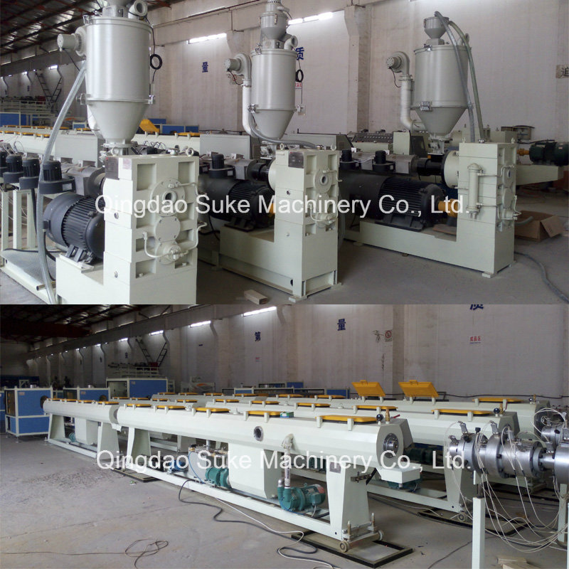 20-63mm Plastic PE Pipe Extrusion Making Machine