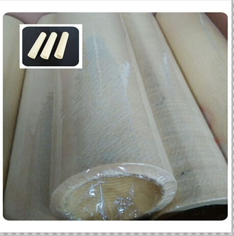 500 Degree Heat Resist Aluminum Extrusion Kevlar Nomex Felt Belt