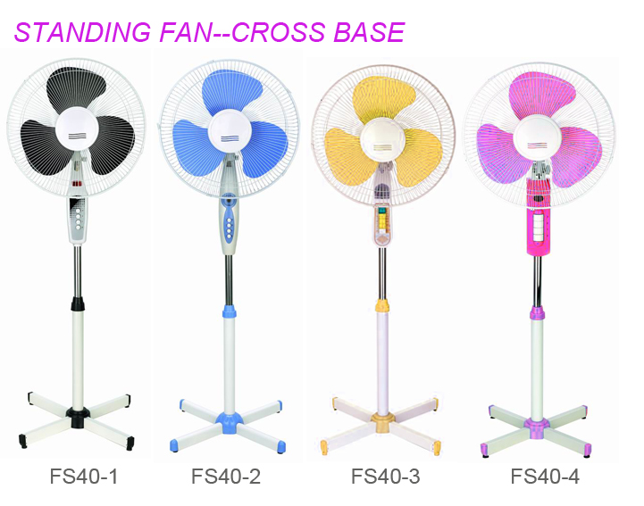 16inch Electrical Stand Fan-Fs40-24