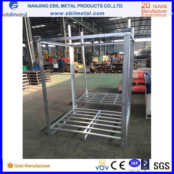 Hot DIP Galvanized Angle Steel Pallet (EBILMETAL-SP)