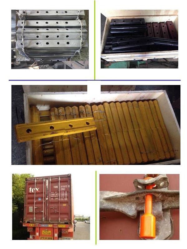 Rail Joggled Fishplate for Railway