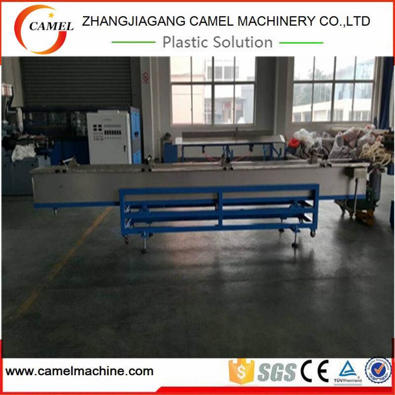 Plastic Recycling Granulator Machine of Pet Bottle Flakes