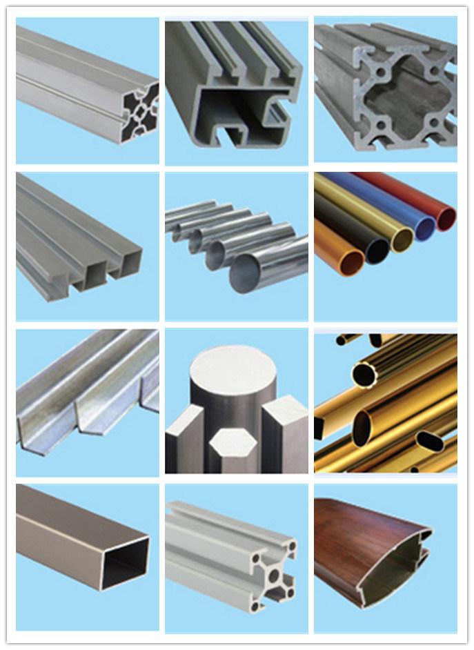 Custom Aluminium Extrusion Aluminum Shapes