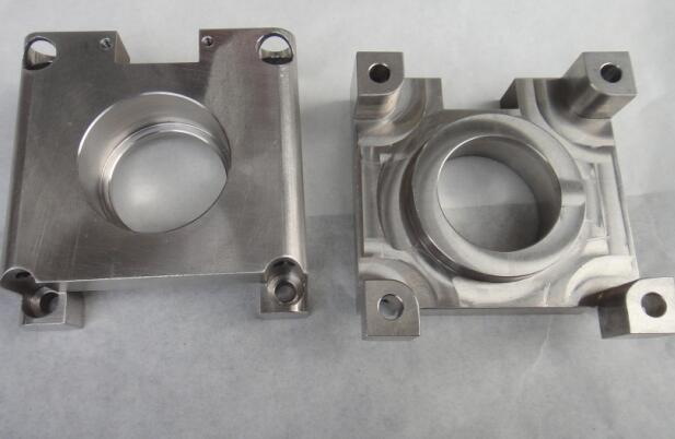 Stainless Steel Forged Housing with CNC Machining