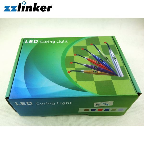 Lk-G43 Cheap Wireless LED Colorful Dental Light Cure Unit