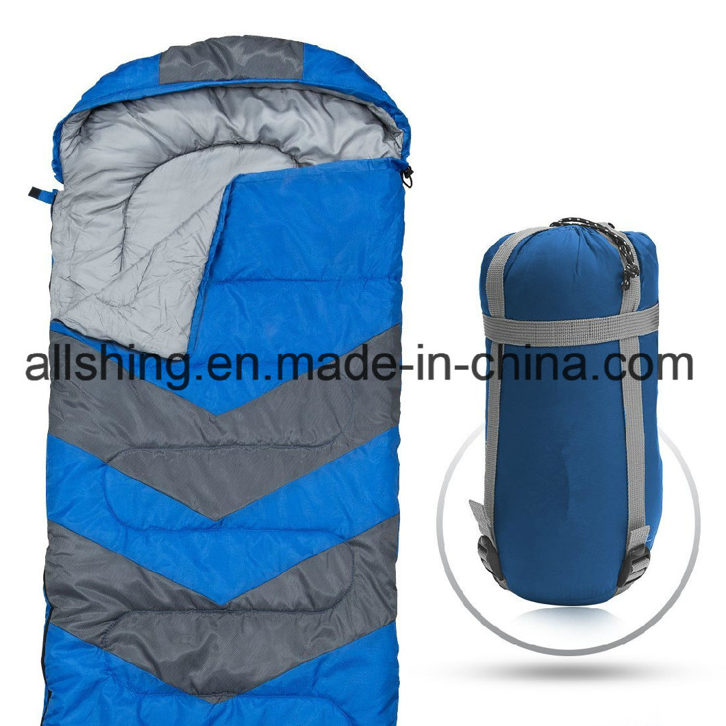 Wholesale Single Sleeping Bag Camping/Outdoor Sleeping Bag Warm