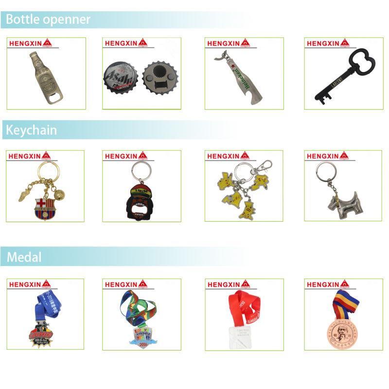 China Medal Factory Make Sport Foodball Medal Award Metal Medal