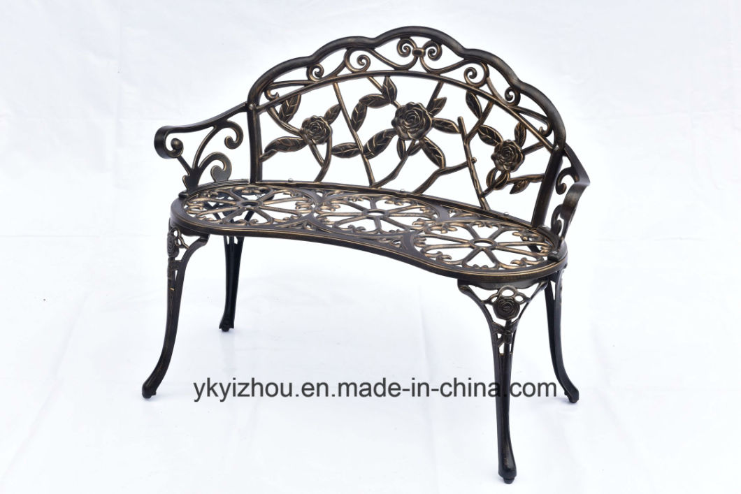 Cast Aluminum Tea Table and Chair Set Garden Furniture Outdoor Furniture-T008