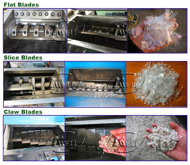 Pet Bottle Crusher/HDPE Bottles Crushing Machine/Pet Bottle Shredder