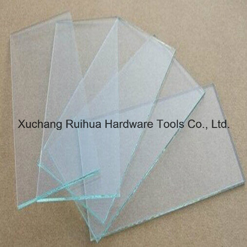Transparent Tempered Glass 51X108mm, Black Tempered Glass, Black Tempered Welding Glass, Armored Glass, Clear Toughened Glass