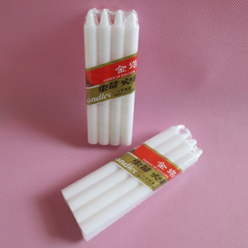 White Small Candles