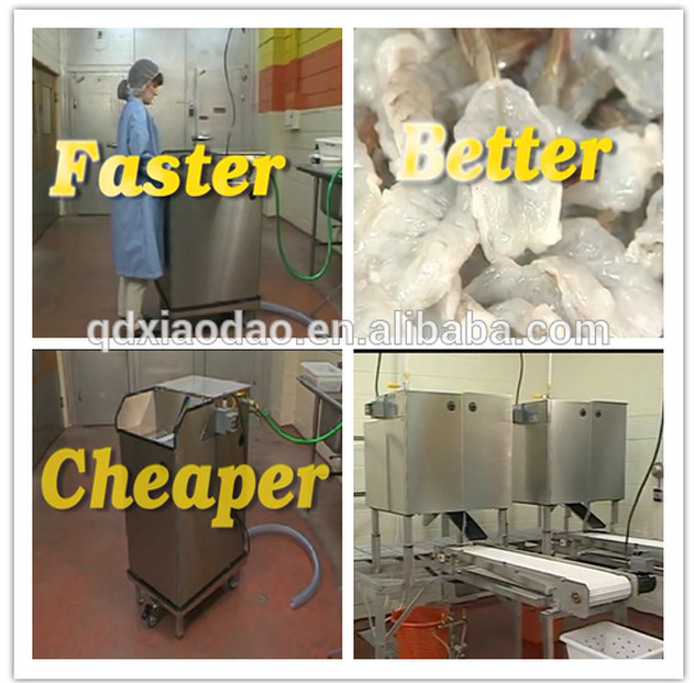 Semiautomatic Hot Sale Shrimp Peeling Machine, Shrimp Deveiner, Shrimp Peeler