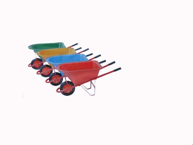 Children Plastic Wheelbarrow for Kids (WB0200)