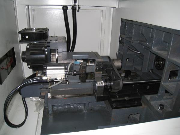 Swiss Type High Speed Precision Automatic Lathe CNC20z-D