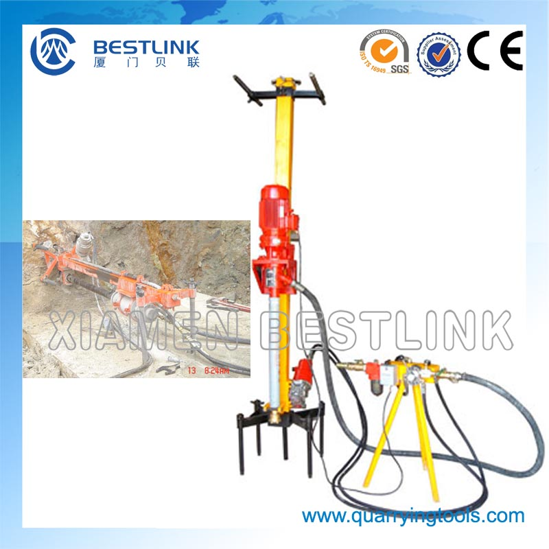 Bq90 Down The Hole (DTH) Drilling Machine for Hard Rock