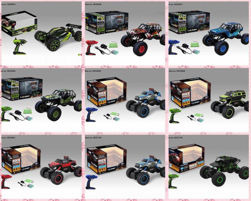 2.4G R/C Car Toys for Children