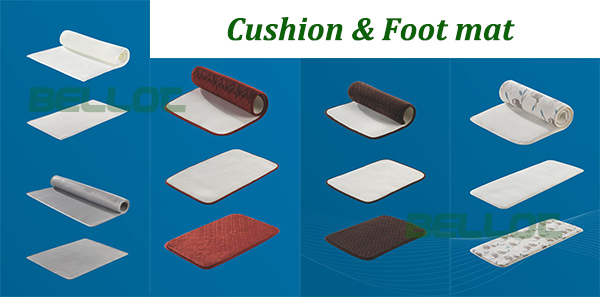High Quality 3D Plastic Filament Mat Material