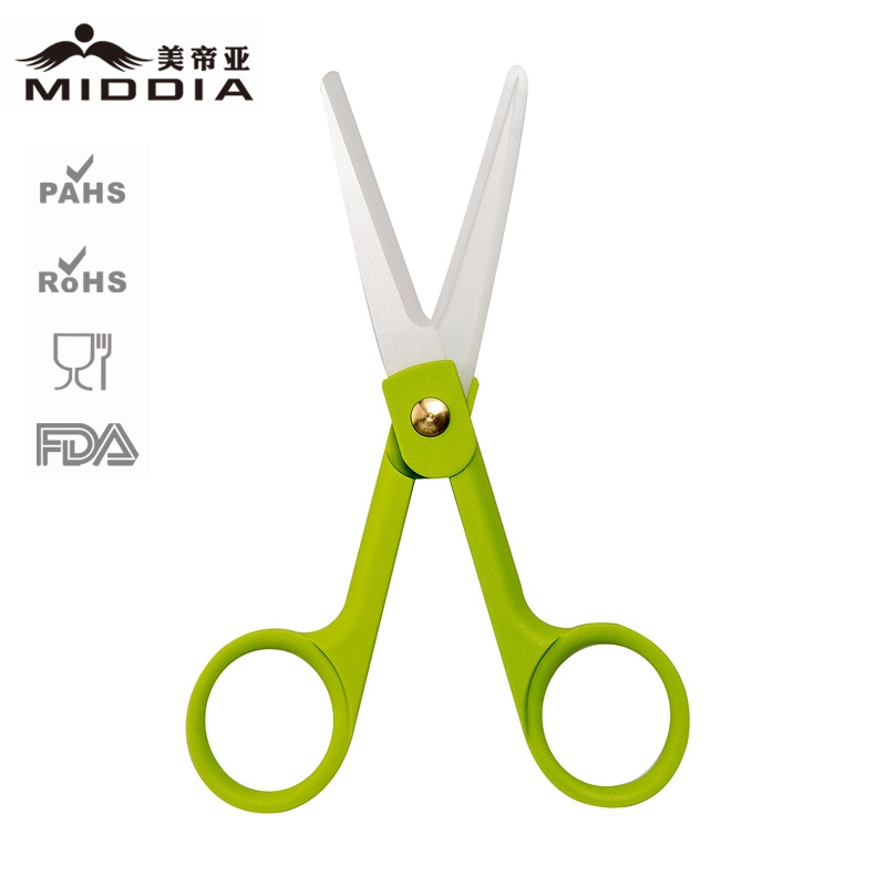 2 Inch Ceramic Craft Scissors for Home Accessories