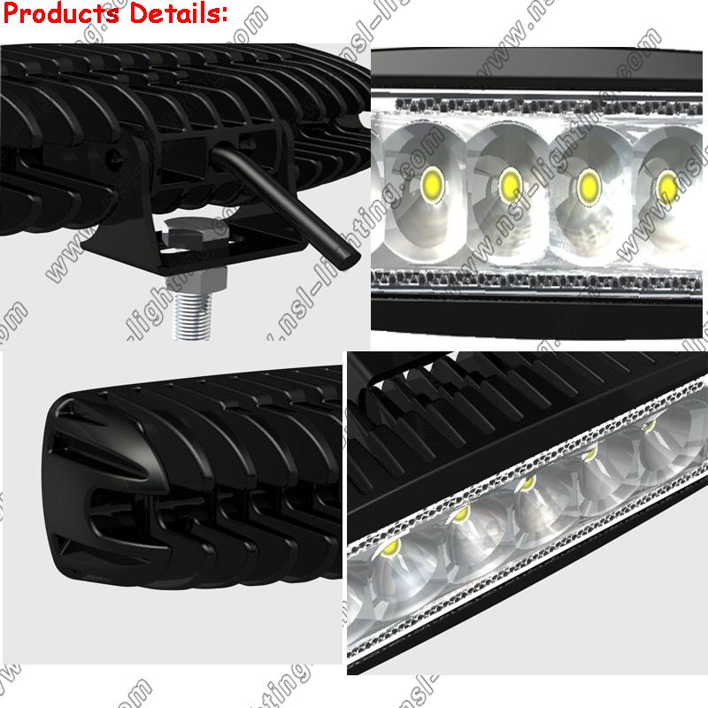 18W Epistar LED Work Light for Fog Driving LED Driving Light
