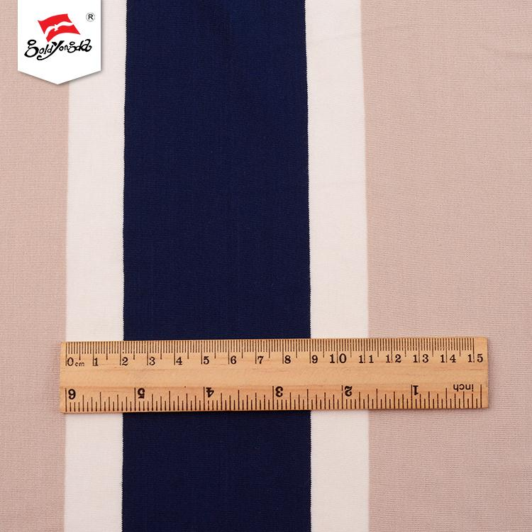 Popular Polyester Rayon Spandex Fabric