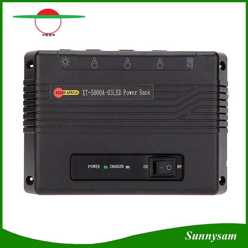 High Quality 4W Mini Solar System with Mobile Charger