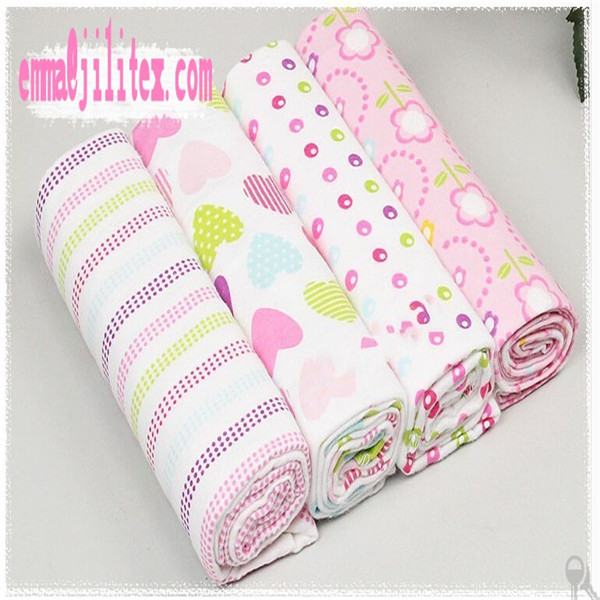 Polyester/Cotton Dyed Flannel Fabric