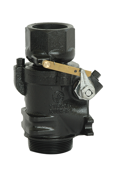 Emergency Shut-off Valve for Oil Station with Pei Approval Single