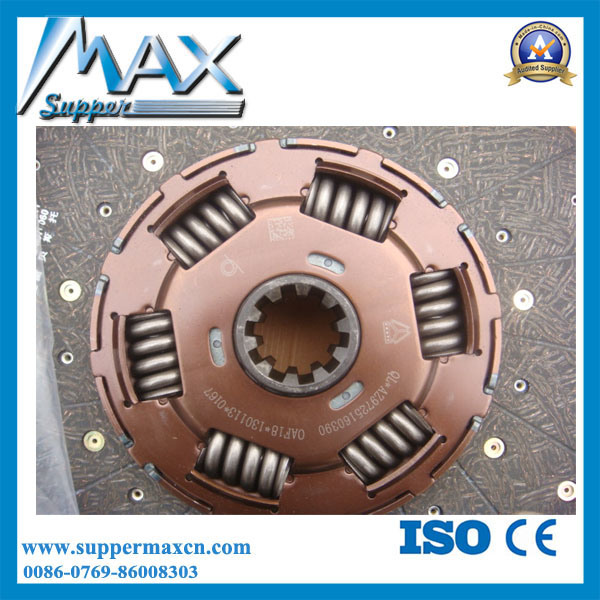 High Quality Sinotruk Truck Parts Clutch Disc Assembly Az9725160390